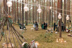 ceremonijas vieta kāzām