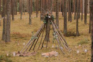 kāzu ceremonijas vieta