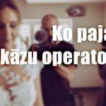 Kāzu video operatori - kādus jautājumus uzdot tiekoties?