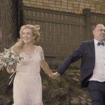 Kāzas Rīgā Annas dārzā, Evita un Kārlis, kāzu video